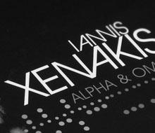 Iannis Xenakis